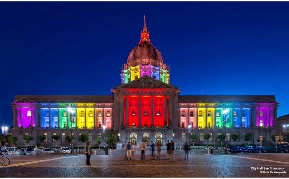 San Francisco Turns City Hall