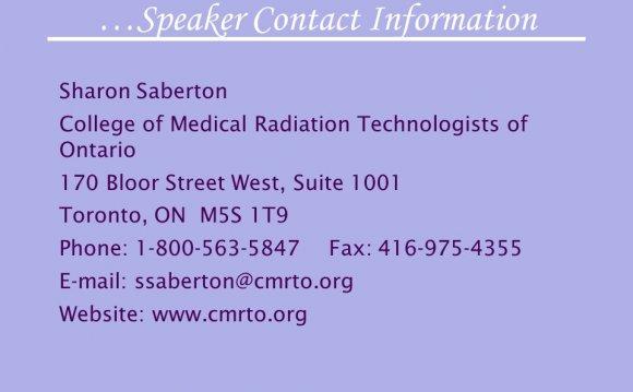 Sharon Saberton College of