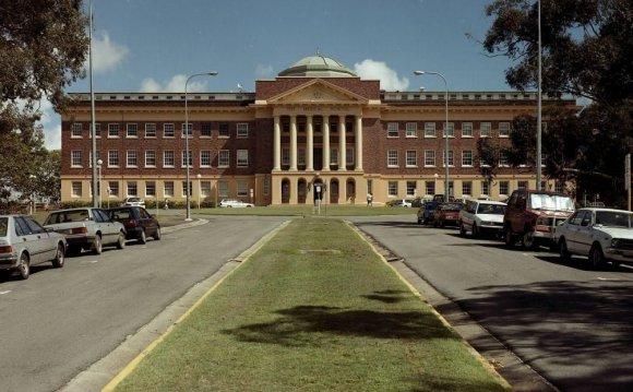 Herston Medical School - UQ