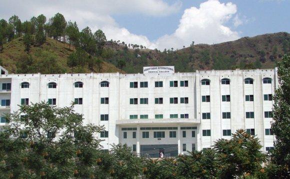 Abbottabad International