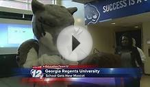 UPDATE| Georgia Regents University unveils new mascot Augustus